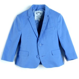 Boutique Blazer in Huckleberry, $93