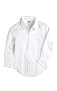 Standard Shirt in White, $53. Shop Fine Tailoring >>