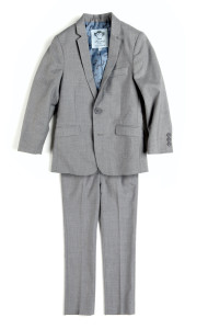 Mod Suit in Mist, $148. Shop Fine Tailoring >>