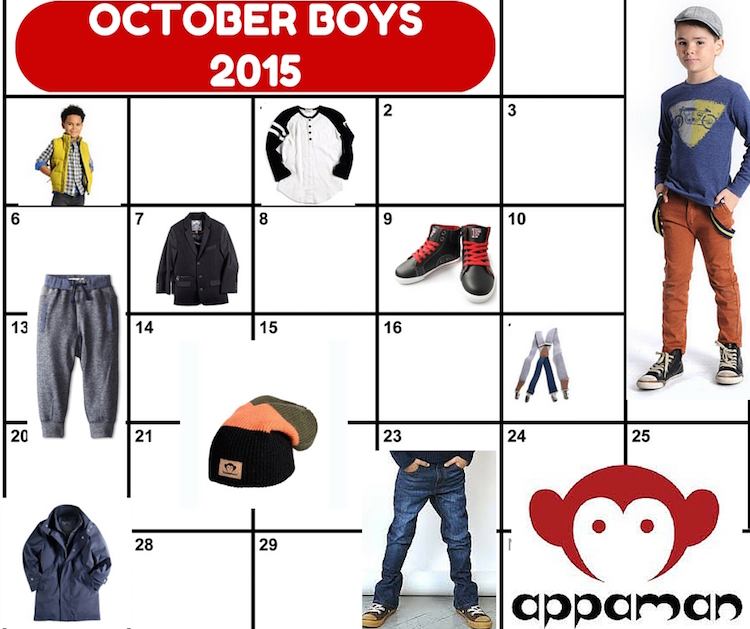 Appaman Kids Style October Fashion