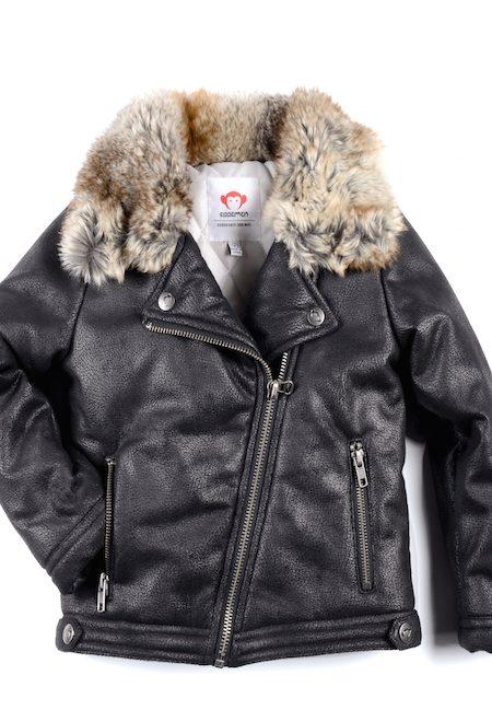 Moto Jacket for Girls | Appaman