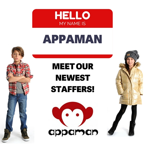 Appaman's newest staffers