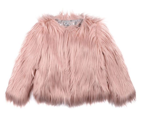 Faux Fur Coat Appaman