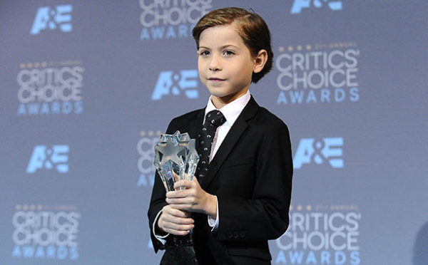 Jacob Tremblay in Appaman Suit and Tie