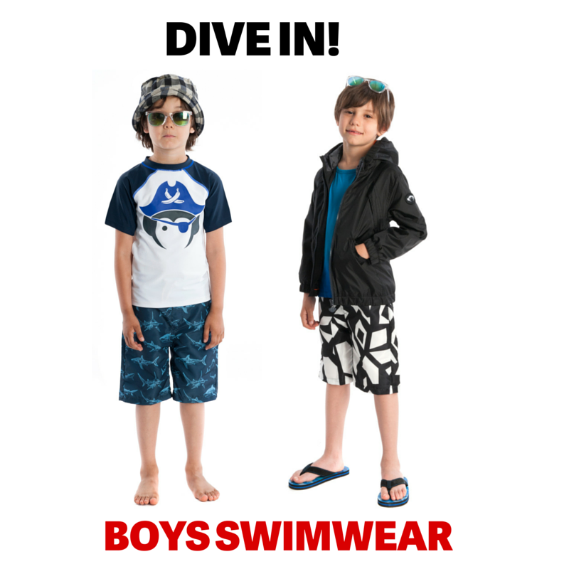 APPAMAN BOYS SWIMWEAR