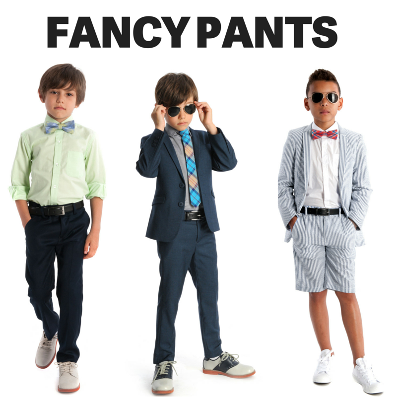 Appaman Boys Suits for Spring