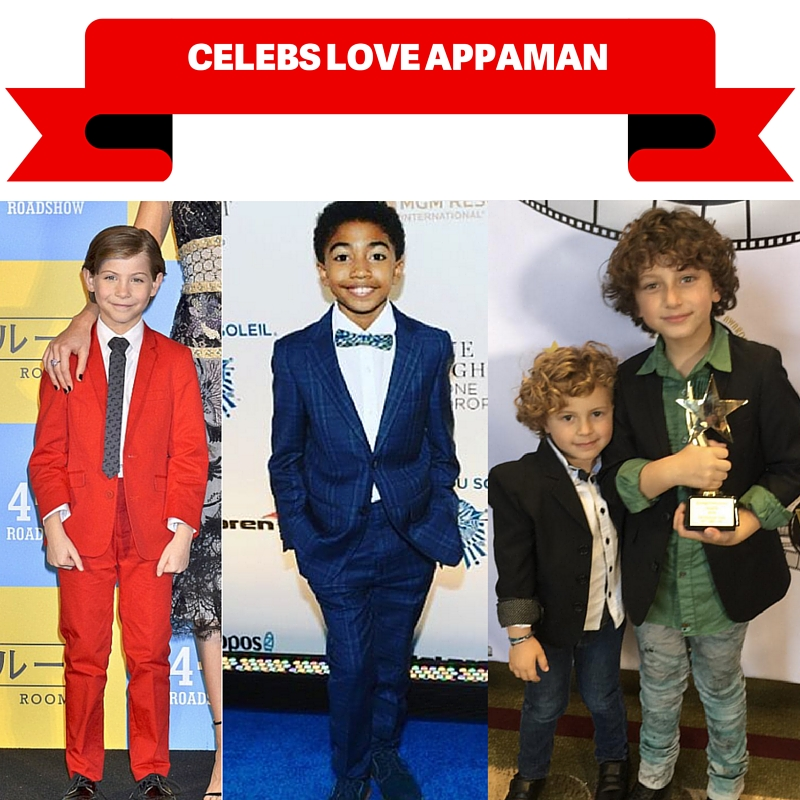 Appaman Celebrity Kids Style