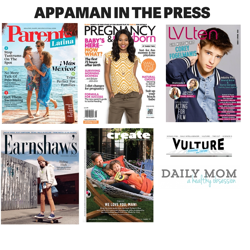 Appaman Kids Clothing in the Press