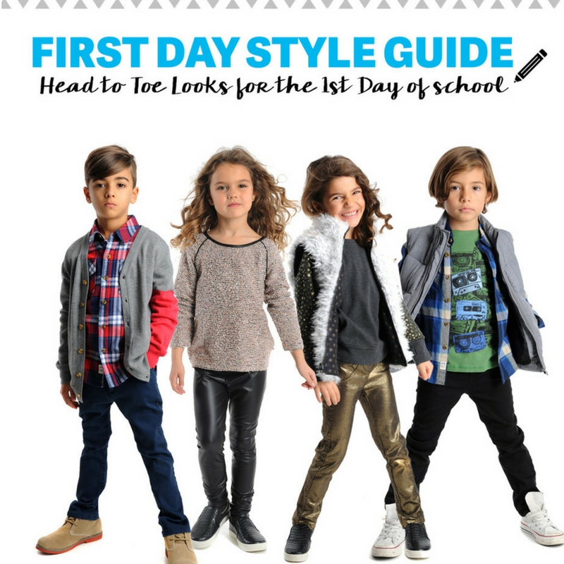First Day of School Outfit Ideas | Appaman