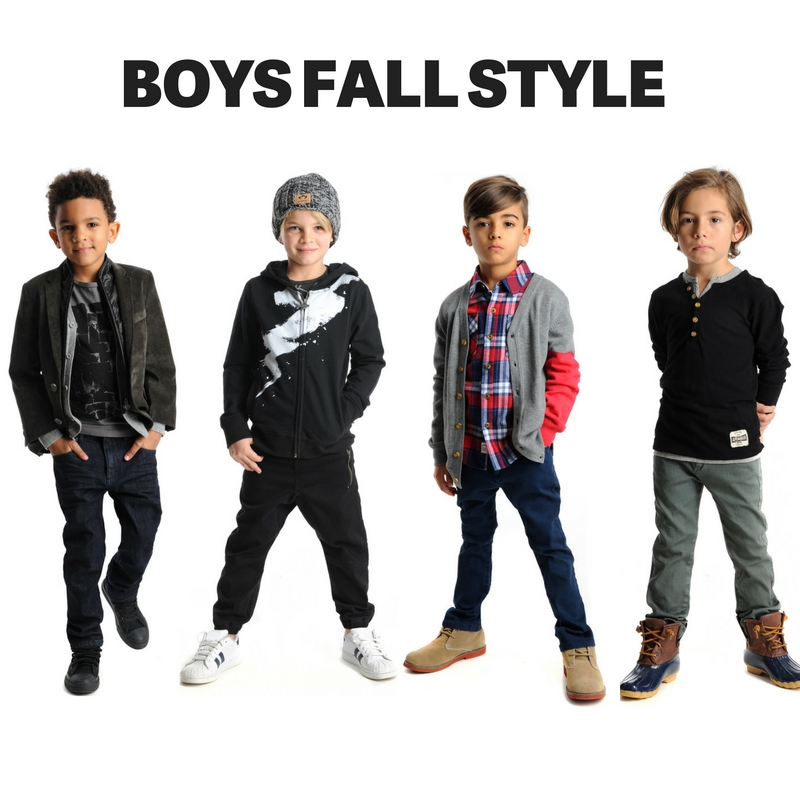 Boys Back to School Outfits | Appaman