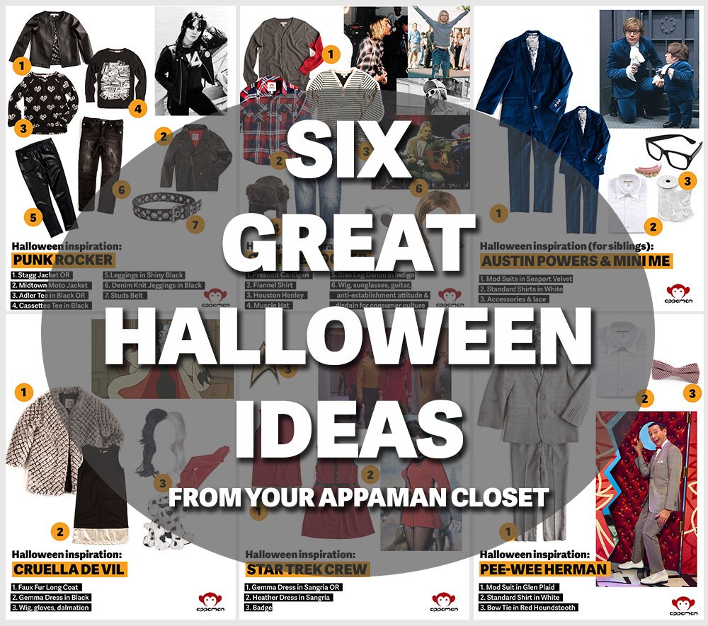 joan jett pee wee herman austin powers cruella de vil star trek kurt cobain halloween costume