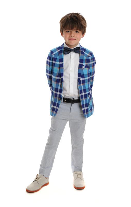 Professor Blazer, Suit Pants, Bow Tie, Dress Belt